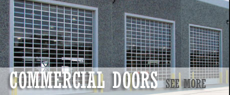 Commercial Door Sales, Installation & Service